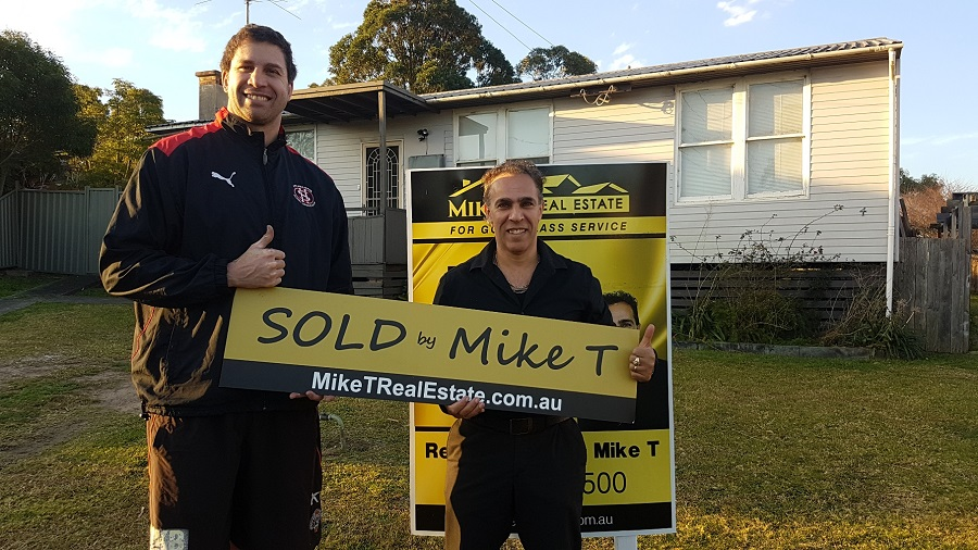 We wholeheartedly endorse Mike T for any real estate purchase or sale. NRL legend Jason Cayless