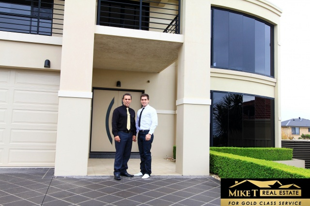 Mike T Real Estate- Father & Son